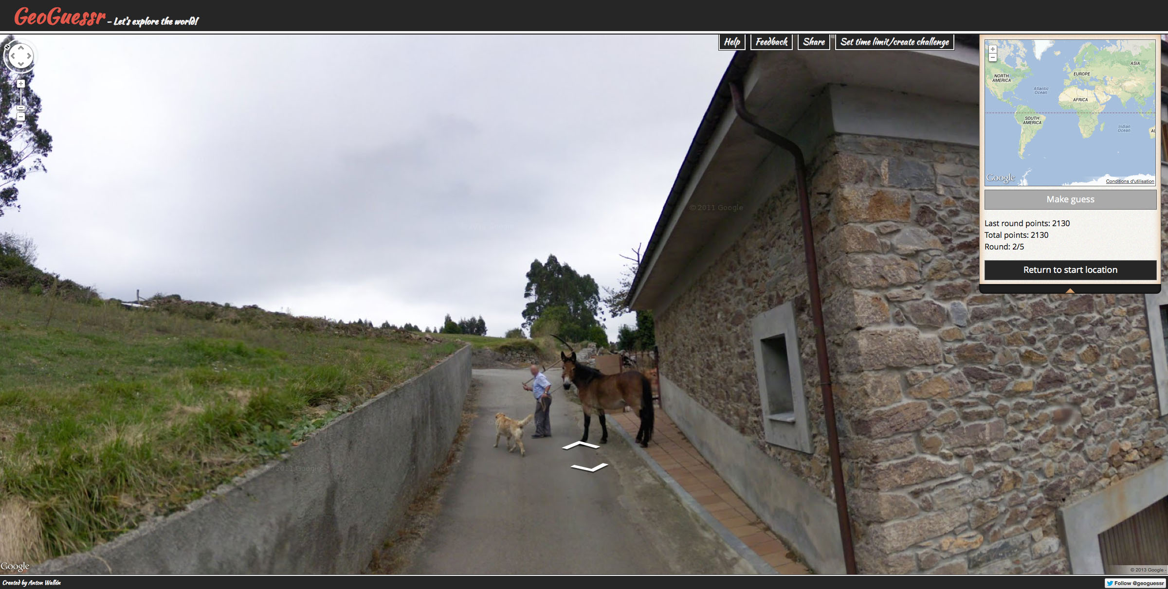 guessr asturies cheval