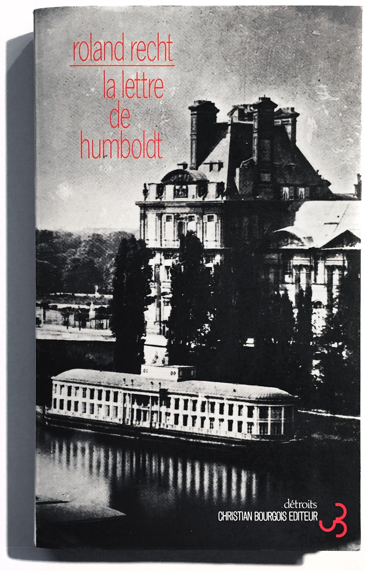 La lettre de Humboldt