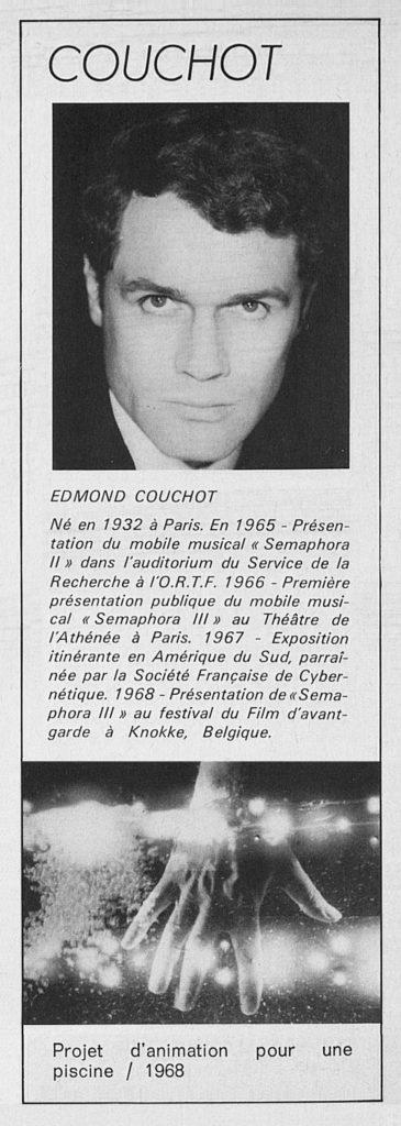 Edmond Couchot.  25 décembre 2020