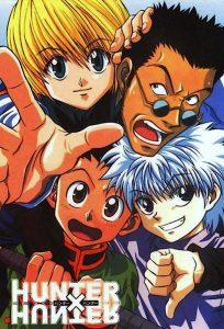 Visuel clé de Hunter x Hunter (1999)