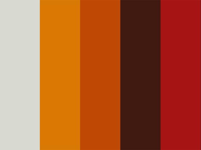 Bandes - Couleur complementaire du marron ...