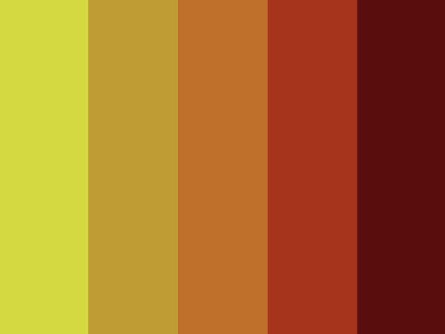 C2 kuler - Couleur ocre rouge ...
