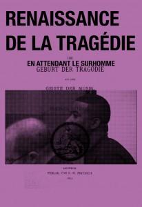 """Premier numéro du fanzine """"Rap-a-thon"""" de Charles Bontout"""