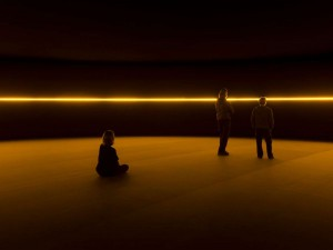 Olafur Eliasson, Contact, 2014, fondation Louis Vuitton
