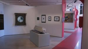 Installation de l'exposition de Benjamin Renoux au 60ème Salon de Montrouge (vue d'exposition) © Benjamin Renoux