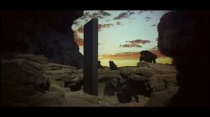 Stanley Kubrick, 2001 L'Odyssée de l'espace, Capture d'écran, 1968