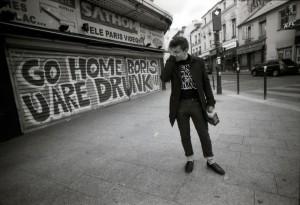 """Go home Boris you are drunk"" - Boris Crédits photographiques : The Grifters"