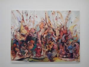 Ali Banisadr - Exposition In Medias Res