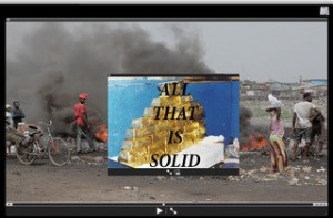 Louis Henderson, All that is solid, 2014, vidéo,couleur, son, 15 min