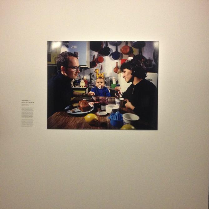 Florence Paradeis (1964, Anthony, France) Sans titre – Série 1 : 1988-1989, 1988, Épreuve chromogène Centre Pompidou, musée national d'art moderne, Donation de la Caisse des Dépôts, 2006