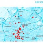 Carte sonore de Bruxelle