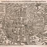 Paris en 1550