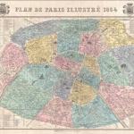Paris en 1864