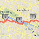14,57 de l'Est à l'Ouest de Paris