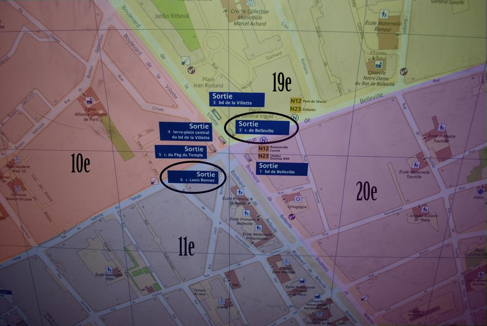 plan sorties metro copie