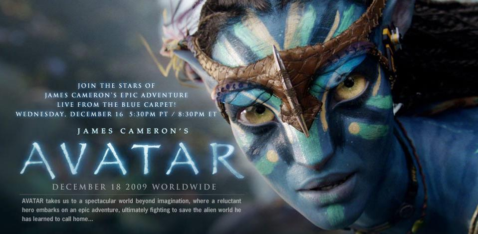 Avatar 3D Anaglyph [2010] Tamil Dubbed 3D Movie 700MB rip online